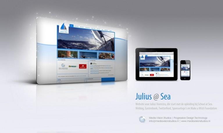 Julius at Sea