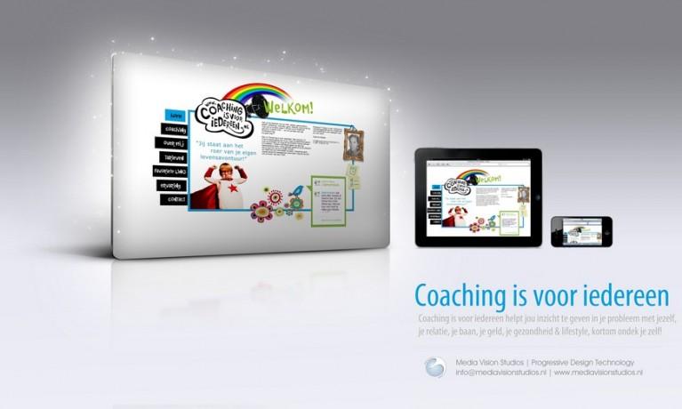 Coaching is voor Iedereen